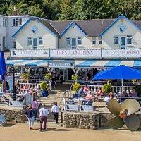 The Steamer Inn, Pub, Restaurant and B&B