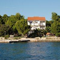 Gorgonia Apartments sea front