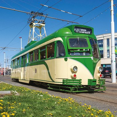 """1937 built single deck """"Brush Car"""" 621, Buiit by Brush, Loughborough, used for Promenade and Gold event tours"""