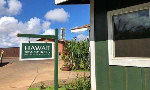 Welcome to Hawaii Sea Spirits Farm & Distillery!