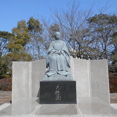 璋院篤姫像