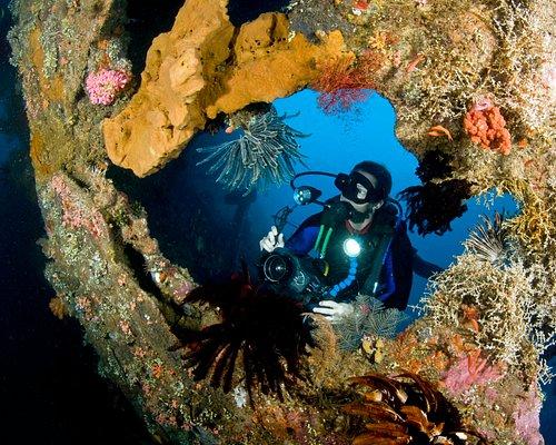 US Liberty Wreck diving