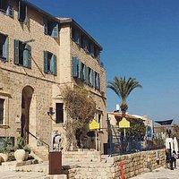 Kikar Kedumim-Old Jaffa  Gallery 12 (1st floor) Ilan Adar-Art Studio(-1 floor)