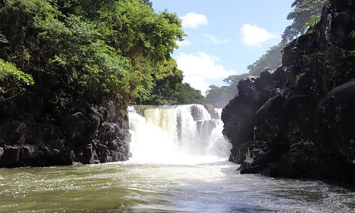 Visit the Amazing Waterfall!