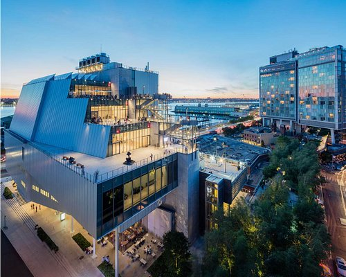 Whitney Museum of American Art by Ben Gancsos