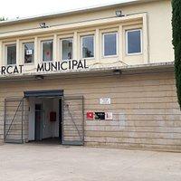 Mercat Municipal de la Plaça Europa