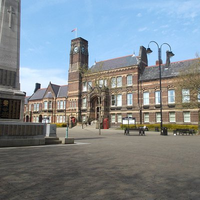 St. Helens Town Hall