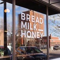 Bread, Milk & Honey