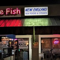 Joe Fish New England Seafood