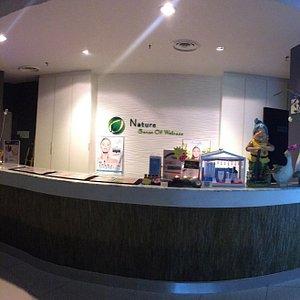 Front Desk @ Nature(Spa Premiere Hotel)