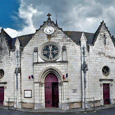 une église accueillante mal mise en valeur