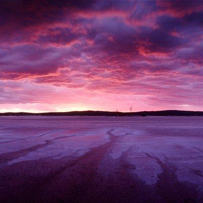 Lake Cowan, Norseman WA. Simply stunning.