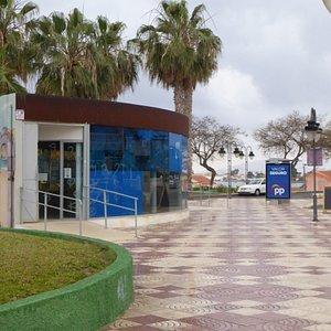 Centro De Interpretación Barcofenicio De Mazarrón, exteriör