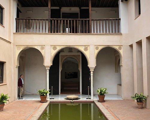 Casa de Zafra - the patio