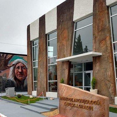 Carlos Gradin Museo de arqueología