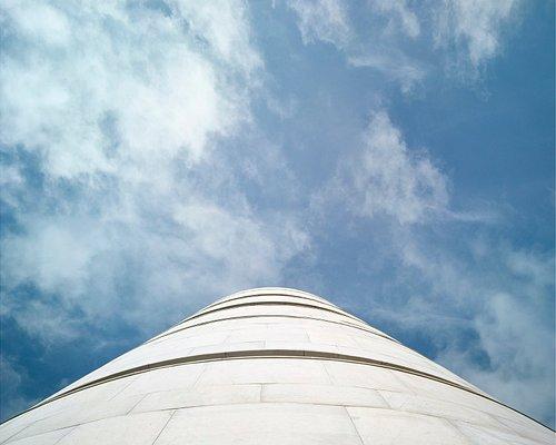 View of Fundación Juan March headquarters. Photo by Juan de Sande