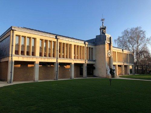 Wolfson College in Cambridge