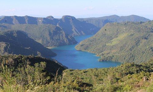 Laguna Brava es uno de los destinos mas atractivos de Huehuetenango con su naturaleza, hermosas vistas y paisajes