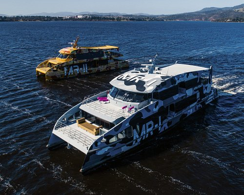We have two ferries now