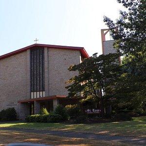 St Rose Catholic Church