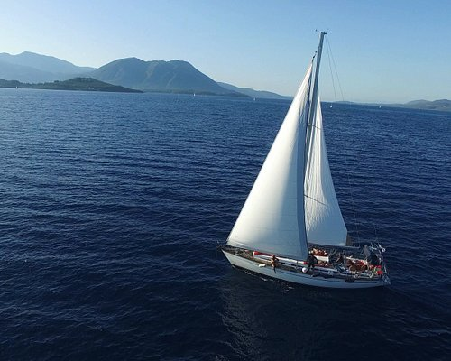 """""""My Way"""" a promise for an unforgettable sailing day trip experience in Lefkada"""