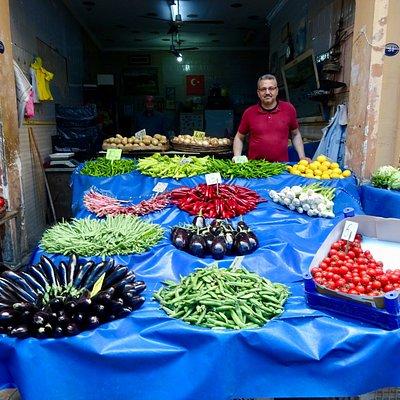 Havra Street, Izmir