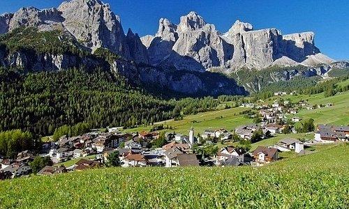 Paesaggio dell'Alta Badia