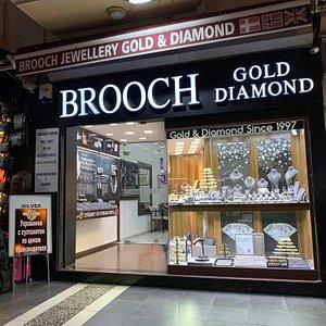 Brooch Jewellery