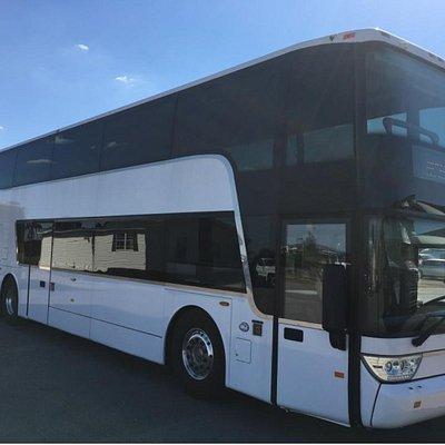 TD-925 Double Decker Motorcoach