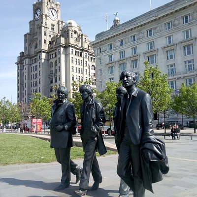 Fab Four and Liver Building