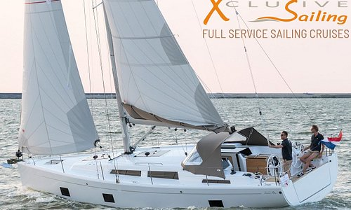Xclusive Sailing - Full service Saling Cruises with skipper and catering.