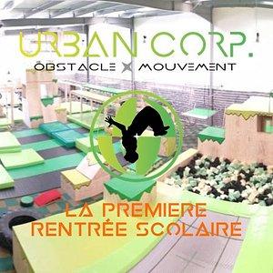 La plus grande salle de parkour et d'obstacles de France !