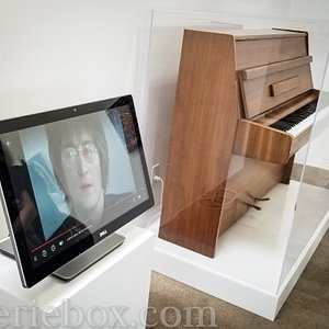 John Lennon's Imagine Piano