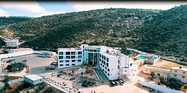 فندق التلال الوسيطة