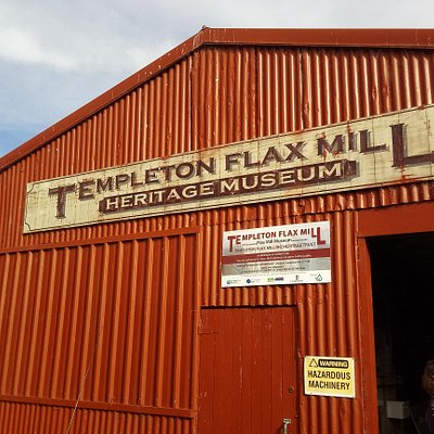 Templeton Flax Mill