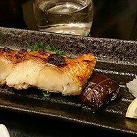 お魚も程よい焼き加減