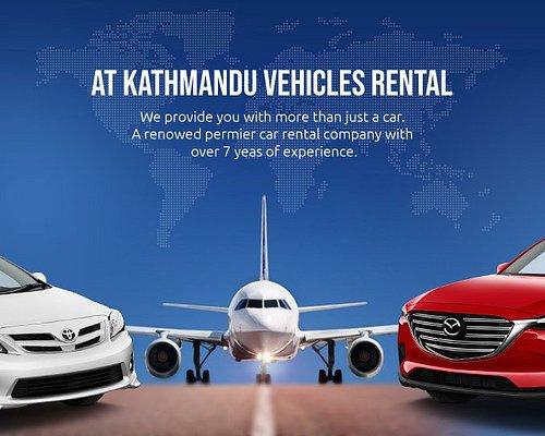 vehicles rental nepal
