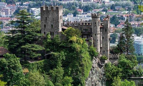 Schloss Brunnenstein ganz in der Nähe