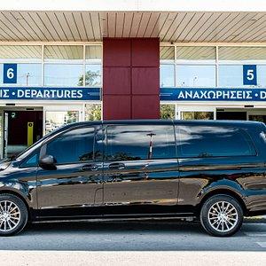 Our new Mercedes vito tourer van automatic xlong at your services