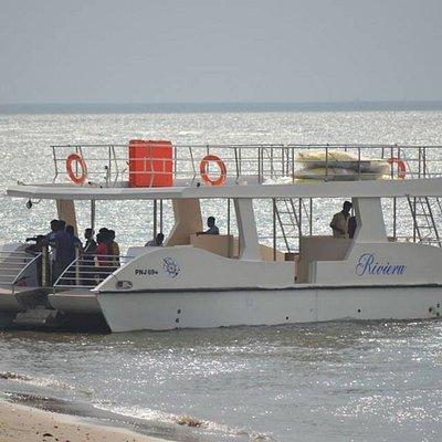 Adventure Boat Trip in Goa