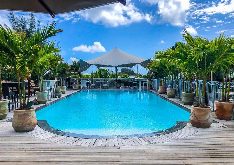HOTEL LA PLANTATION (Orient Bay, St. Maarten-St. Martin ...