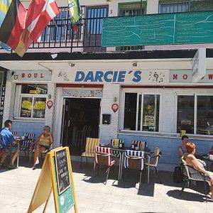 Darcies Motown Bar  x