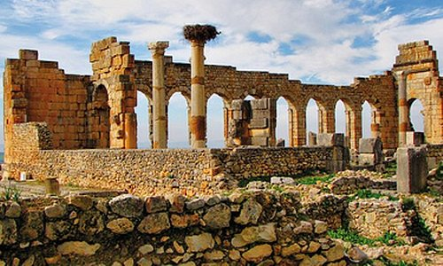 can   you  viste  Archaeological sites in Morocco  like WALILI