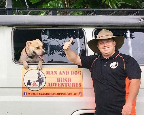 Andy and Ruby will take you camping in the Tropical Wetlands!