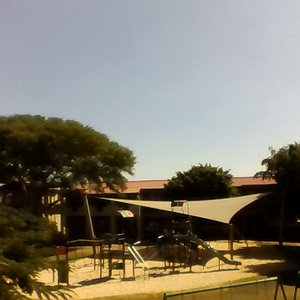 this is the beautiful school of Maputo