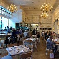 Storico - main dining room