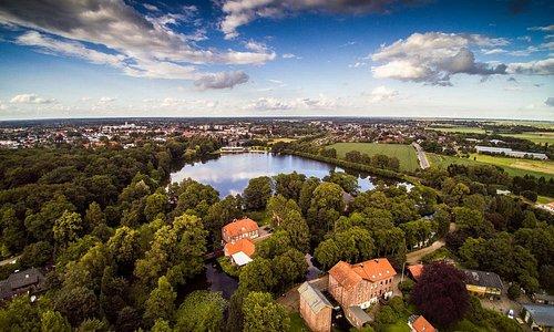 Luftbild Rantzauer See