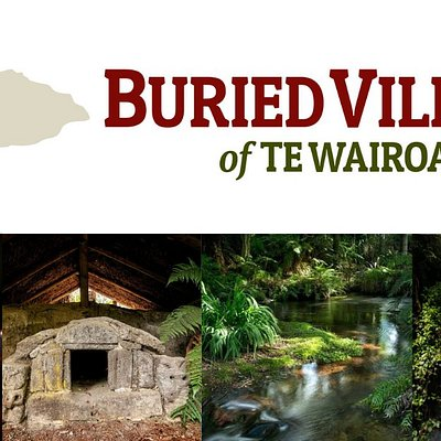 Kia Ora  Welcome to the Buried Village
