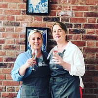 Owners Jayne and Bec