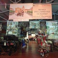 MUSEO DEL CARRETTO VIRGADAVOLA A VITTORIA (RG)